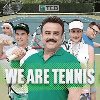 We Are Tennis Türkiye – #TenisBiziz